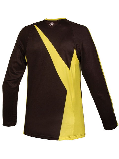 Endura MT500JR Long Sleeve Jersey Kids black